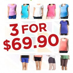 Spring Maternity | 3 for $69.9 mix and match special