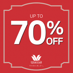Metro | up to 70% off Wacoal's products sale