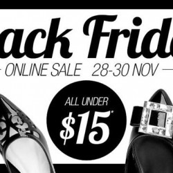 MITJU | Happy Black Friday sale all shoes under $15