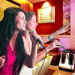 Groupon.sg | 2 Hr Karaoke Session + 1 Soft Drink + Titbits for One Pax at Party World KTV in 7 Locations