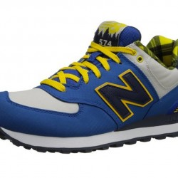 Amazon | New Balance Men's ML574 Camper Pack Running Shoe