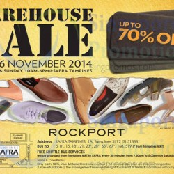Rockport | warehouse sale 2014