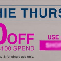 Lazada | Techie Thursday $20 off $100 spend