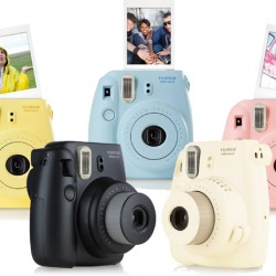 Lazada.sg | 10% OFF fujifilm instax mini 8 camera and plain film promotion