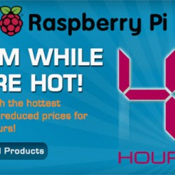 Element14 Online | 48-Hour 10% off Sale on Raspberry Pi Accessories