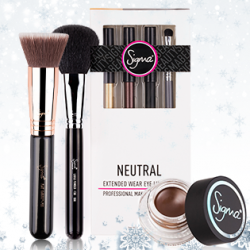 Luxola   20% off all Sigma Beauty products