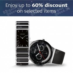 Bering Time | up to 60% off at Raffles City Roadshow