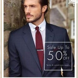 T.M.Lewin |  Up To 50% Off Sale