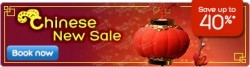 Hotels.com | Chinese New Year Sale