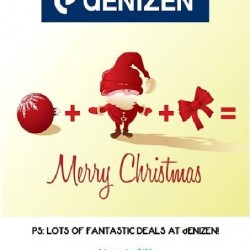 Denizen |  Christmas promotion