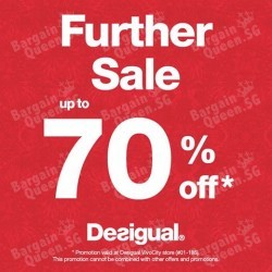 Desigual | Further Sale up to 70% off