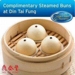 Citibank | FREE Steamed Sesame Buns at Din Tai Fung
