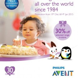 METRO | up to 50% savings at the Philips Avent Brand Fair