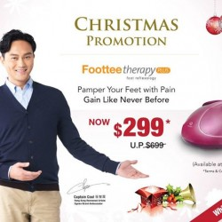 Ogawa Health-Care | Foottee therapy Special Promotion