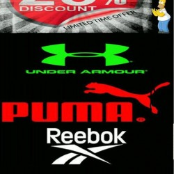 I Run | 25% off PUMA,REEBOK and Saucony shoes