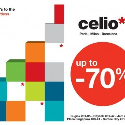 Celio* | End of season sale up to 70% off