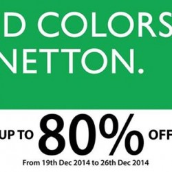 Isetan | United Colors of Bennetton Kids clearance sale