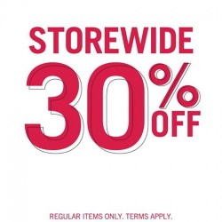 ALDO | STOREWIDE 30% OFF on regular-priced footwear and handbags