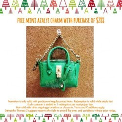 Samantha Thavasa | Mini Azayle Charm with a min. $288 purchase