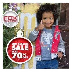 FOX | End Season Sale up to 70% off