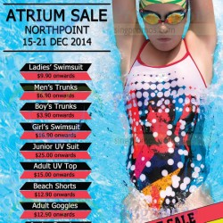 Arena | Atrium sale at North point