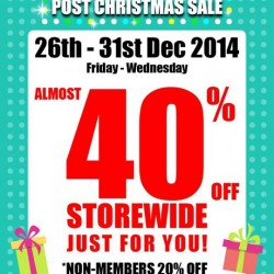 Mini Toons   40% off store wide sale