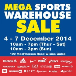 Royal Sporting House | The Mega Sports Warehouse Sale