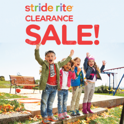 Stride Rite | Clearance Sale up to 70% off