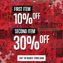 Converse | 10% off storewide promotion