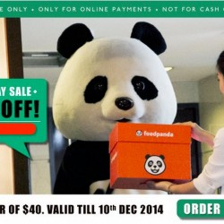 Foodpanda.sg   60% OFF Sitewide coupon code
