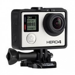 Rakuten.com.sg | GoPro Hero 4 Action Camera (Silver Adventure) Promotion