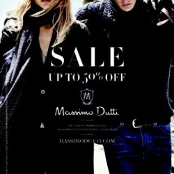 Massimo Dutti | 2014 Year End Sale