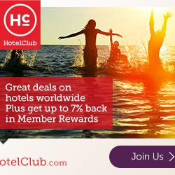 HotelClub | up to $100 off hotel booking coupon code