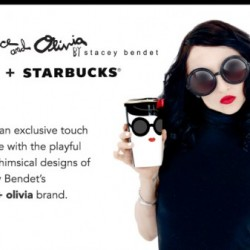 Alice + Olivia X Starbucks exclusive collection available @ ION Orchard
