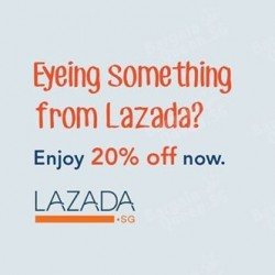 ZUJI | 20% off travel and luggage items on Lazada