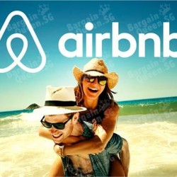 $50 off with min. of S$100 spent on Airbnb with OCBC cards