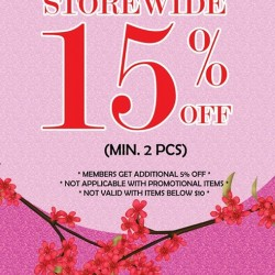 Purpur | 15% off storewide promotion