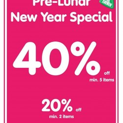 Early Learning Centre Lunar New Year special