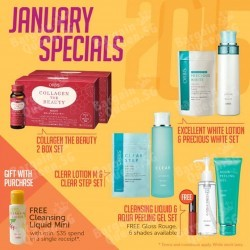 ORBIS | January Specials buys