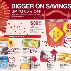 Bigger on Saving @ Warehouse Club