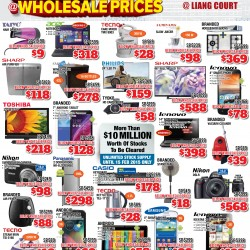 Top Brand directly clearance @ Audio House