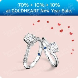 Goldheart New Year Sale