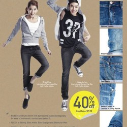 Denizen | 40% off Flex Jeans