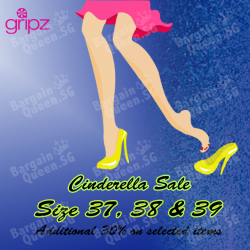 Gripz | 30% off on size 37, 38 and 39