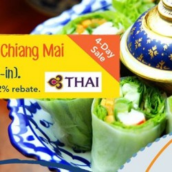 ZUJI | Fly to Chiang Mai on Thai Airways for $344