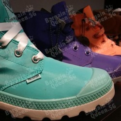 20% off Colourful Puddle Lite @ Palladium Boots