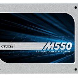 "Amazon | Crucial M550 512GB SATA 2.5"" 7mm (with 9.5mm adapter) Internal Solid State Drive CT512M550SSD1"