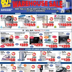 Audio House | Warehouse Sale January 2015