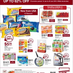 Warehouse Club | Up to 62% OFF Weekly Promotion