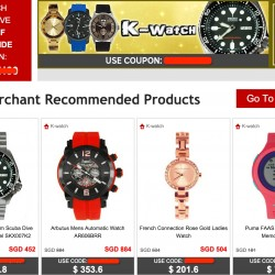 Rakuten.com.sg | Citizen, Seiko Watches Promotion